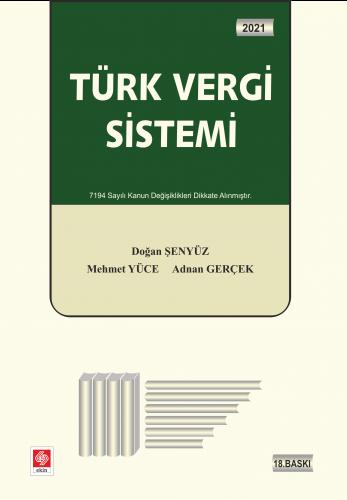 Türk Vergi Sistemi Doğan Şenyüz